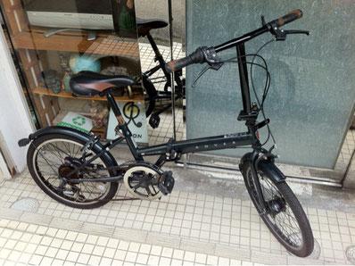 ローバー折りたたみ自転車