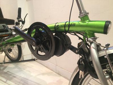 van Raam Easy Sport trike driewieler met ombouwset van FONebike Fiets Ombouwcentrum Nederland