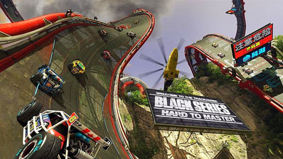 Auto Spiel: Trackmania Turbo