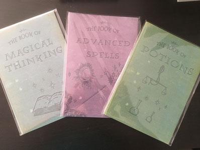 1 von 3 magischen Notizbüchern von Literary Emporium