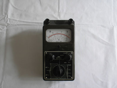 Hartmann & Braun  Hochohm Multimeter Typ. Elavi HO