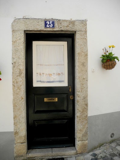 Sintra, Portugal - Doors of Portugal Tell Their Story © Melanie Klien @Mafambani