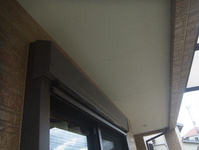 南面塗装完成 熊本Y様邸