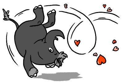 Liebe ist ein Nashorn