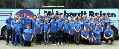 Jugendfahrt 2012