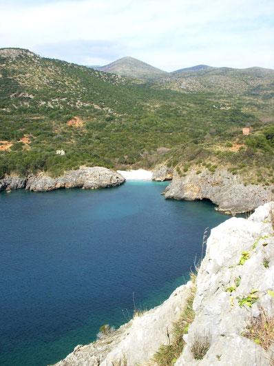 Psst - die schönste Bucht Italiens