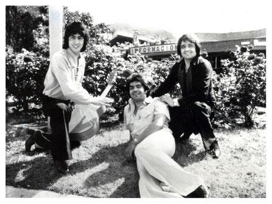 Los Chichos en Madrid promoción Amor de Compra y venta 1980