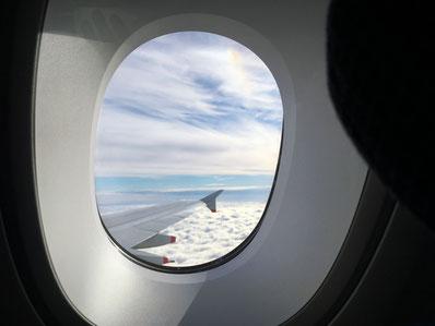 Sitzt du lieber am Gang oder am Fenster?