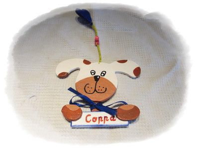 Coppas Hundeschutzengel - Danke an Gabi, Frank & Greti