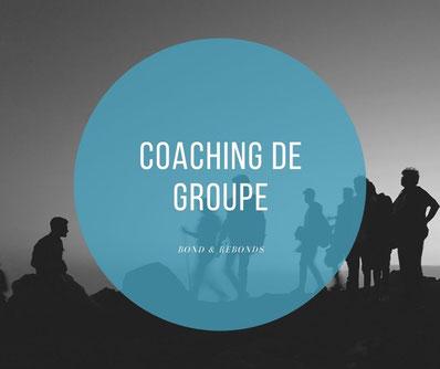 Christelle Petitcolas - Bonds et Rebonds - Coaching de transition - Coaching de groupe- Narbonne - Occitanie