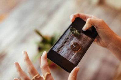 les fondamentaux de la photographie et de la retouche d'image sur smartphone