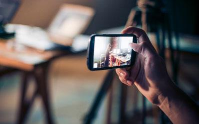 Initiation à la photographie sur smartphone