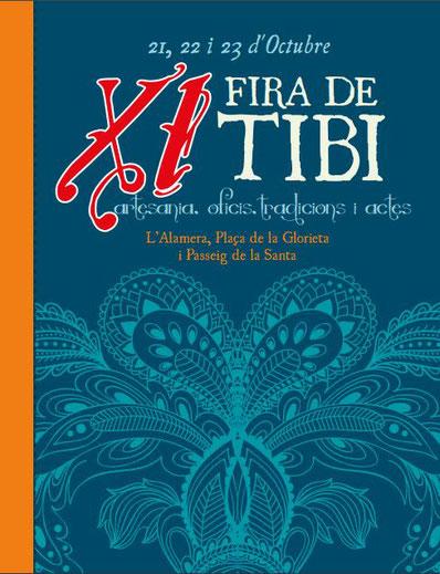 Programa de la Feria Medieval de Tibi