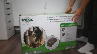 Selbstreinigendes Katzenklo ScoopFree Ultra Original Verpackt