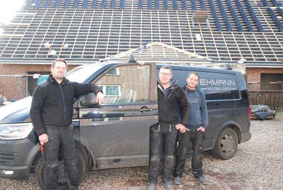 Zuverlässigkeit Team Ehmann Holzbau
