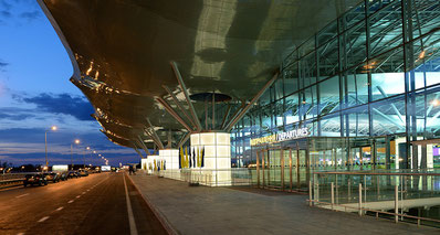 Kyiv Boryspil International Airport