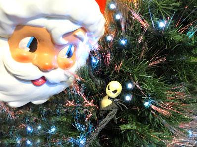 江古田 オイルライフ クリスマス
