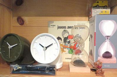 オイルライフ 砂鉄の砂時計
