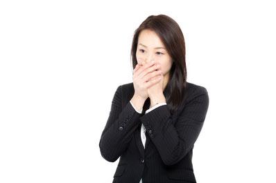 病院で異常なしと言われた奈良県香芝市の女性