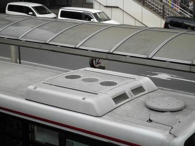 バス乗り場⑤ 立川入国管理局への道順⑦