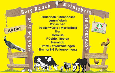 www.berg-ranch.ch      /          info@berg-ranch.ch