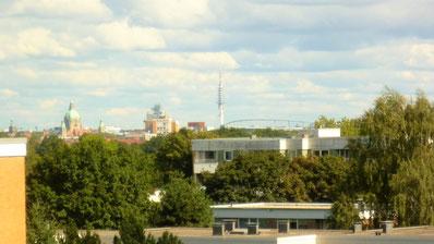 Bild: Panoramablick über Hannover