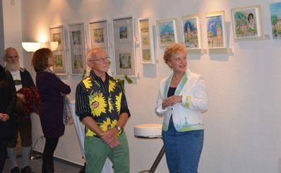 Künstlerfamilie Glathe erzählt mehr über ihre Kunstwerke