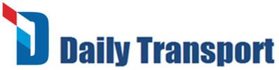 株式会社デイリートランスポート 企業ロゴ 英語表記