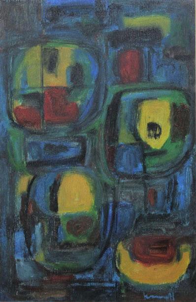 te_koop_aangeboden_een_modern_schilderij_van_de_nederlandse_kunstenaar_joop_kropff_1892-1979