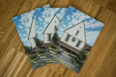 Brochure: Couvent des Capucins Fribourg