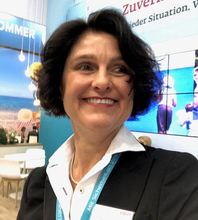 Ina Bärschneider - Ihre persönliche Beraterin und Betreuerin bei der ERGO Reiseversicherung