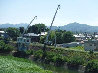 内水排水業務委託訓練