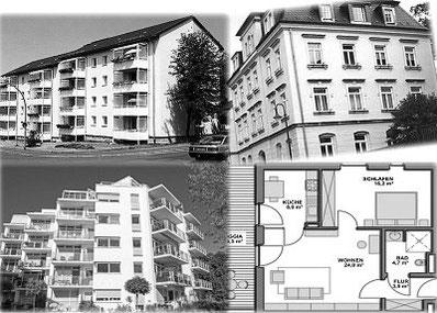 Wohnungen Mehrfamilienhaus