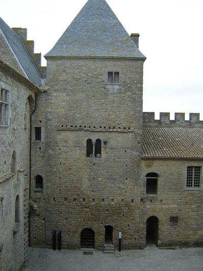 la tour de guet ou tour Pinte
