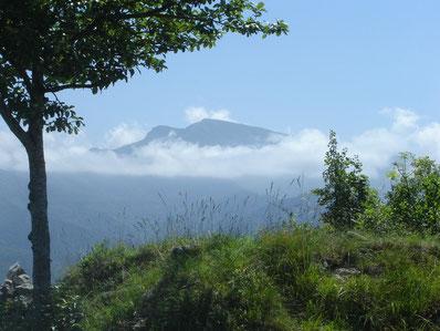 Magnifique vue sur les Pyrénées
