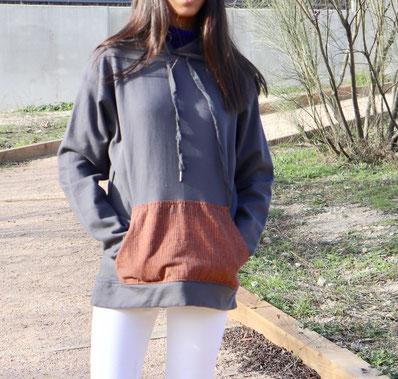 Sudaderas de algodón y hoodies