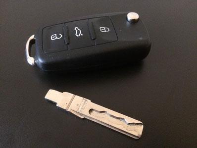 defekter amag Schlüssel