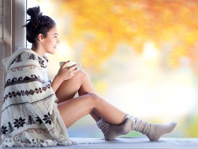 Bild: Damensocken warm & kuschelig, Strumpf-Klaus