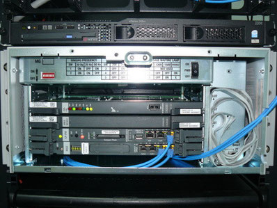 Nortel Communication Server 1000E