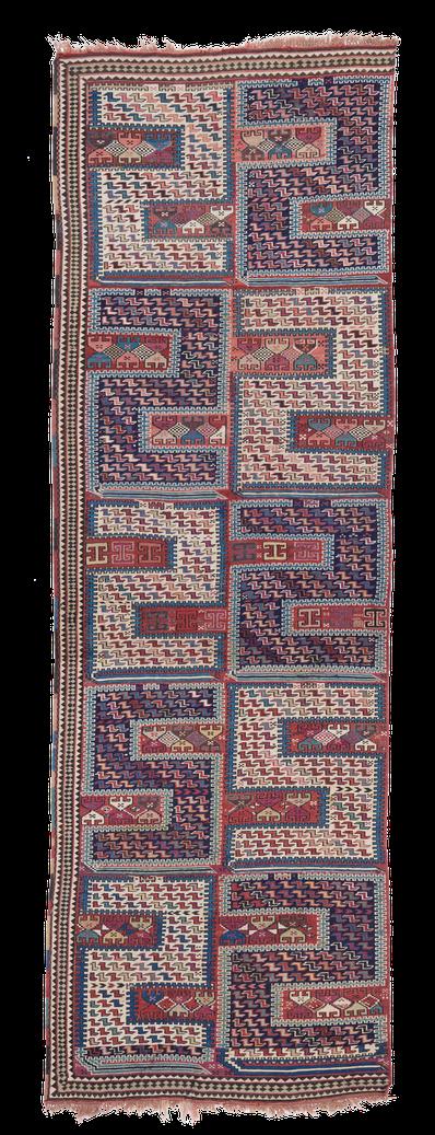 Kelim Teppich. Zürich. Sileh Kelim, antique and nomad rug, tapis et kilims nomades, Dragon Soumak,  Zurich Suisse, www.kilimmesoftly.ch