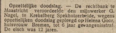 De Tijd : godsdienstig-staatkundig dagblad 19-04-1917
