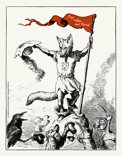 Der Alte Fuchs - ein wilder Hund!