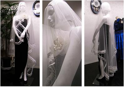 ウェディングベール(ヘッドドレス)