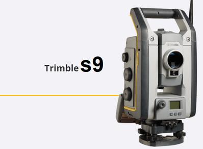 estaciones totales trimble S9