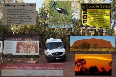 Australien, Reisebericht, Reiseplanung