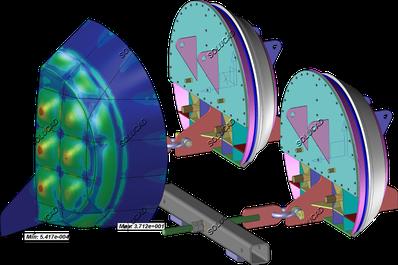 Vidange de barrage - Etude et dimensionnement d'un batardeau bouchon - Solucad