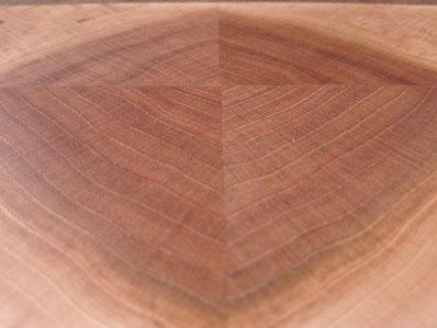 Hirnholz Mauerwerk, ein Ausschnitt