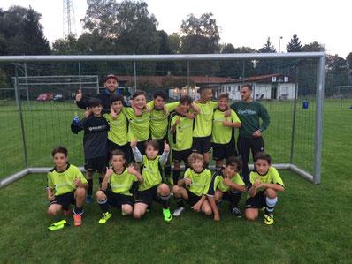 Jugendfussball Esslingen-Sirnau