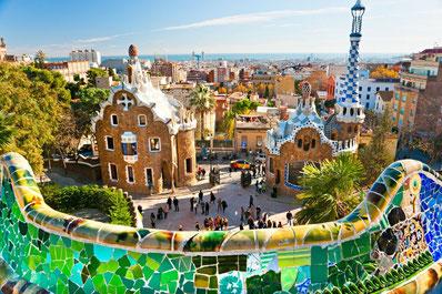Antoni Gaudi, Mosaïque, Zam-création, Mosaïque contemporaine