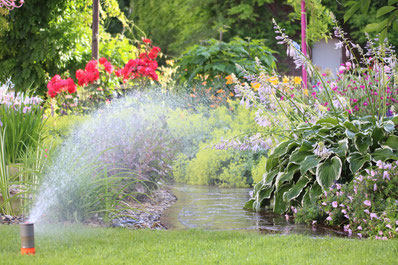 Apple HomeKit, Gartenbewässerung, Bewässerungsanlage, Smart Thinks